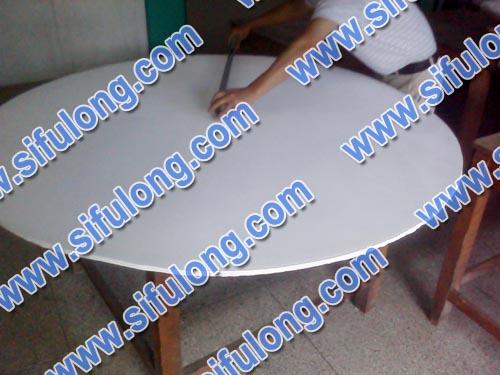 聚四氟乙烯大型圆板加工